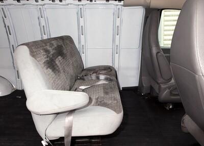 Ford Econoline Three Passenger Bench Seat