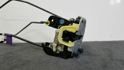 Ford Econoline Van Passengers side Door Latch & Cable Assembly.