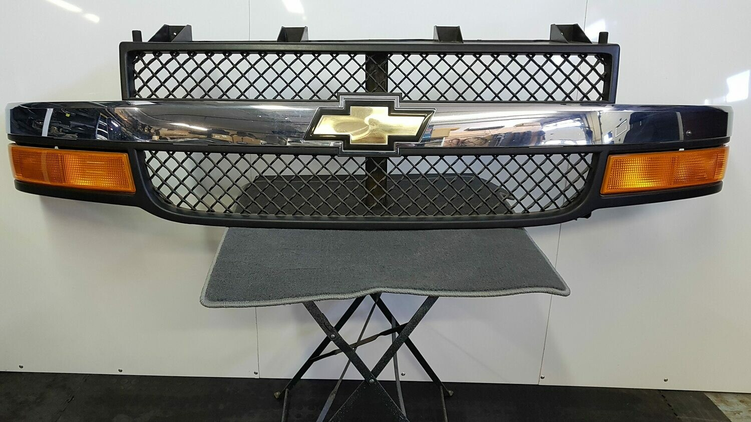 Chevy Express Front Grille