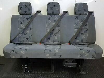 Cargo van Bench Seat