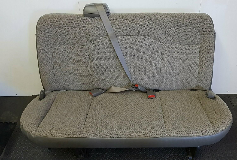 GMC Savana Original Bench Seat
