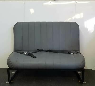 Vinyl Bench Seat