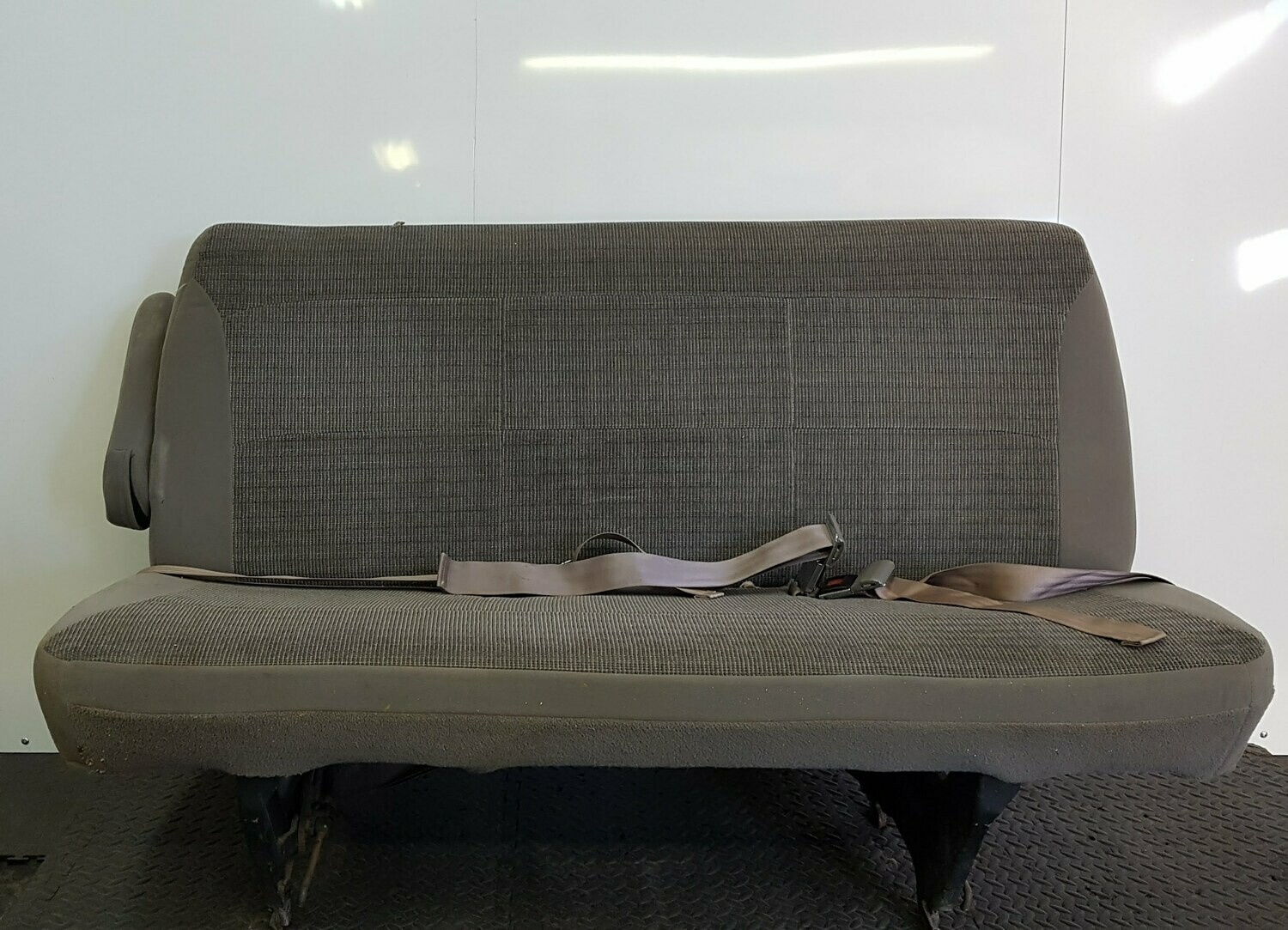 Removable 3 Passenger Bench Seat