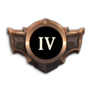 LOR Boost to Bronze IV
