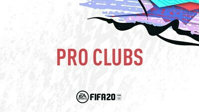 FIFA Pro Clubs Games
