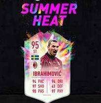 Summer Heat Ibrahimovic Season Objective