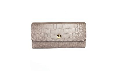 Meadow Alligator Taupe