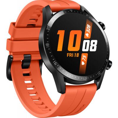 Huawei Watch GT 2 Sport - Sunset Orange
