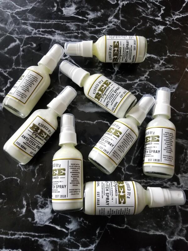 Anti- Itch Spray (2 oz)