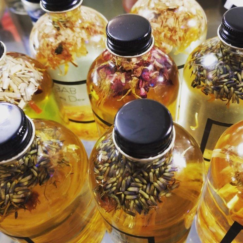 Honey Dew Body Oil (8 oz)