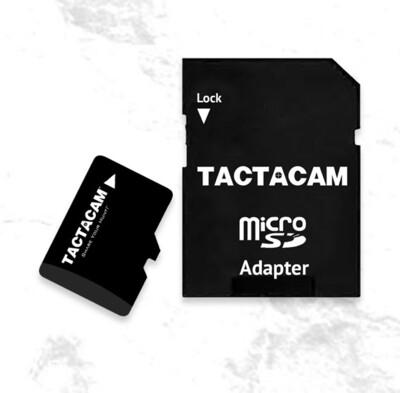 Tactacam Ultra Micro SD Card