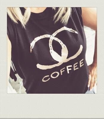 Rose gold coffee