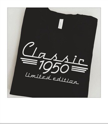 Classic/Limited Edition Tee