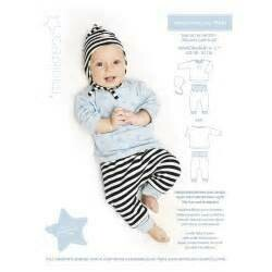 Sewing pattern for trousers, shirt and hat