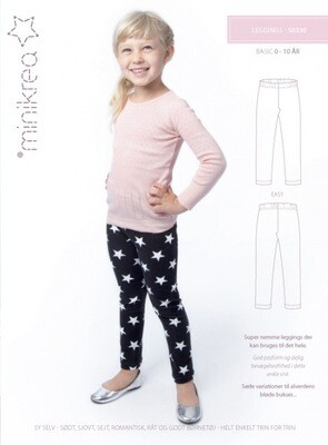 Sewing pattern for Leggings