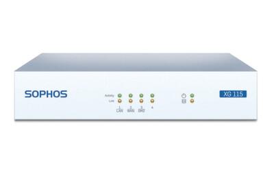 Sophos XG 115 Appliance