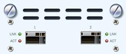 Sophos 2 port 10GbE SFP+ FleXi Port module (for SG/XG 2xx/3xx/4xx only)