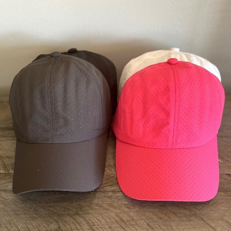 Solid lightweight caps