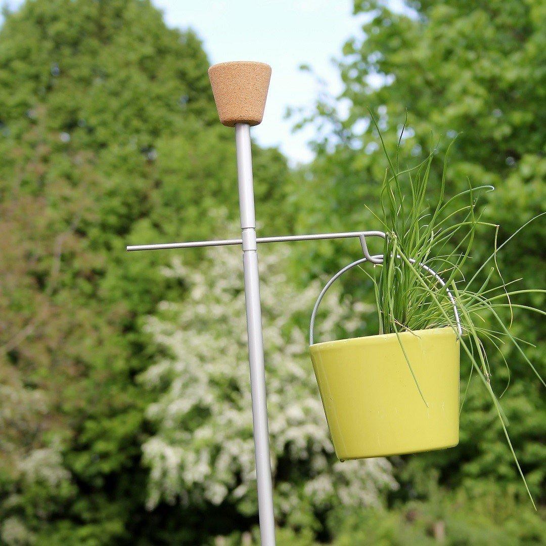 Mobiel kruidenstation Smart Herbs met 1 haak | H 160 cm