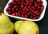 D'Olivo Cranberry - Pear White Balsamic Vinegar Condimento