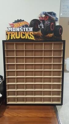 54 Monster Truck Display