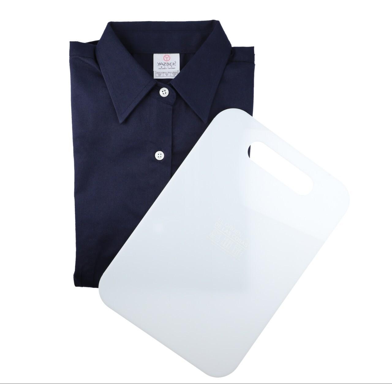 91008 Tabla acrílico para doblar ropa