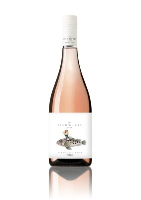 THE FISHWIVES CLUB PINOTAGE ROSE