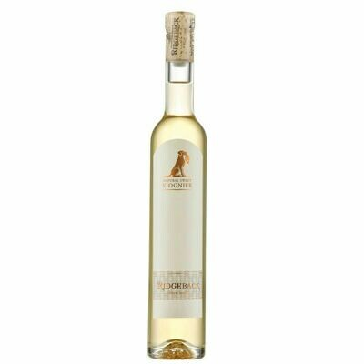 RIDGEBACK NATURAL SWEET WHITE 0,375 ml