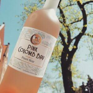 Nieuw !!!DOMAINE LA COLOMBETTE PINK COLOMB BAY