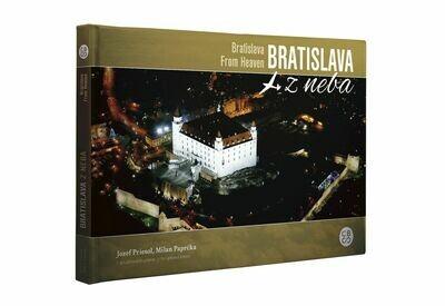 Bratislava z neba, 1. aktualizované vydanie