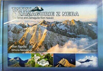Tatry a Zamagurie z neba