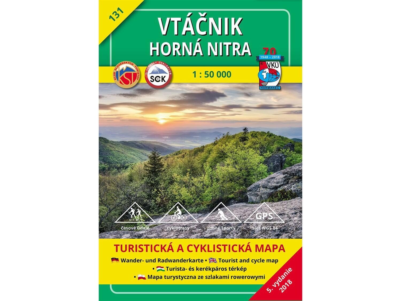 TM 131 – Vtáčnik – Horná Nitra
