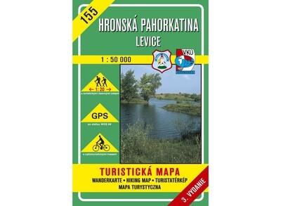 TM 155 - Hronská pahorkatina - Levice