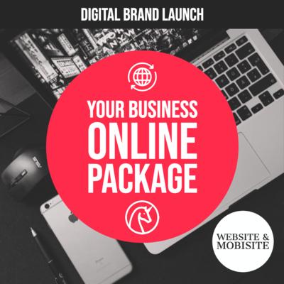 Website & E-Commerce
