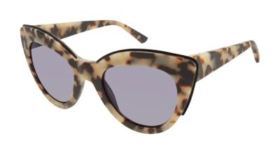 L.A.M.B. LA526 Sunglasses Ivory Tortoise, Case Included 51-21-145 Designed USA