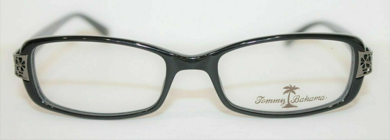 New Tommy Bahama TB5013 Eyeglass frames New Authentic 51-17-130 in Gun/Black