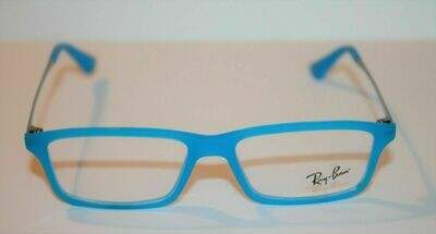 2 Pair NEW RAY-BAN JR 1541 3618 EYEGLASSES AUTHENTIC FRAMES Cases included WFPO