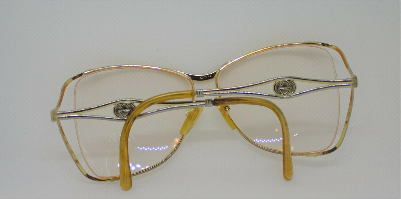 Gucci 2207 in Gold 57-14-130