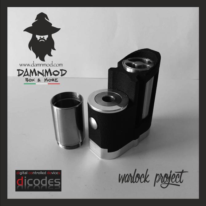 "WARLOCK PROJECT ""ELITE EDITION"" DICODES BF60 - BLACK"