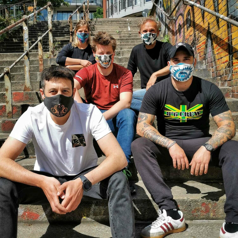 Millerntor Gallery : Masken Edition