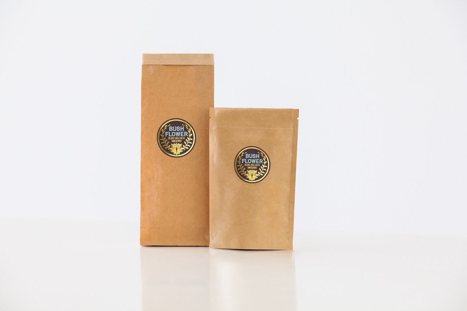 Bush Flower Tea – Organic Breakfast Bag