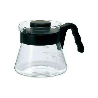 Hario 450ml Coffee Server - 450 Black