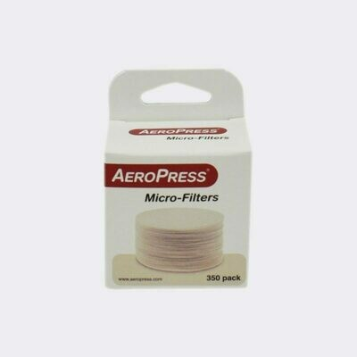 Aeropress, Replacement Filters (pack 350)
