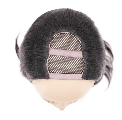 Straight U-Part Wig