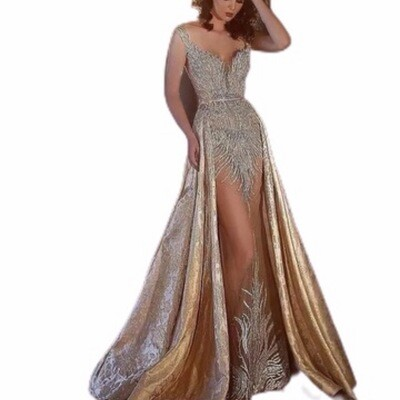 Lisa T Long Evening Gown