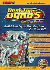DeskTop Dyno5 Engine Simulation DOWNLOAD