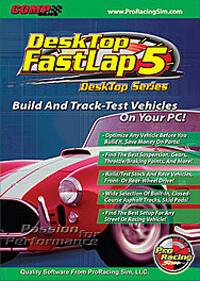 DeskTop FastLap5, Closed-Course Sim DOWNLOAD