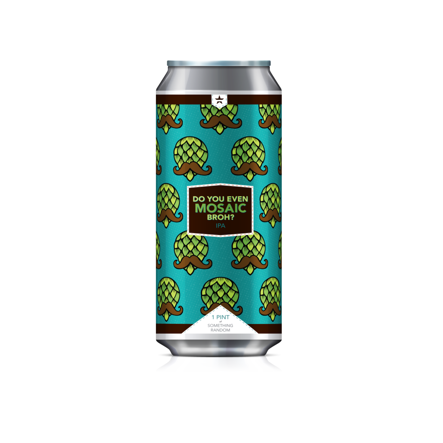Do You Even Mosaic Broh? 4-Pack (West Coast IPA)