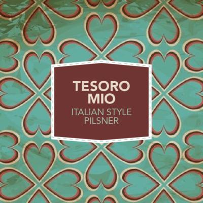 Tesoro Mio (5 Gallon Keg) - PRE ORDER FOR 5/29 PICK UP