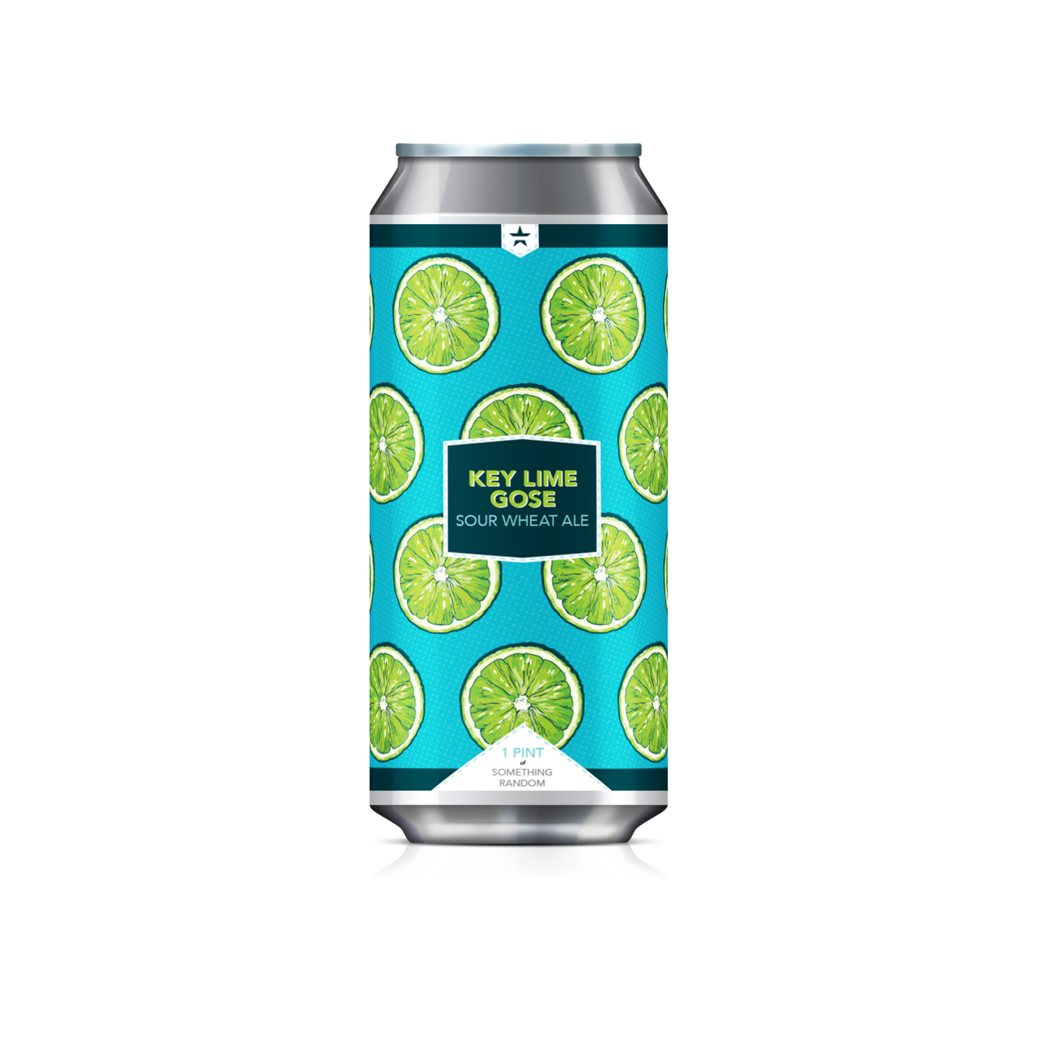 Key Lime Gose Case (6) 4-Packs *Shipping for CA Only